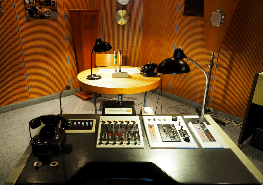 """On Air"" – Rundfunkmusem Bremen"