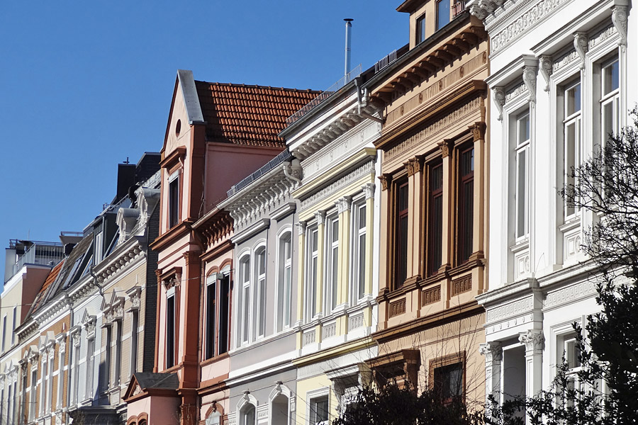 Typical Bremen house – not so typical after all