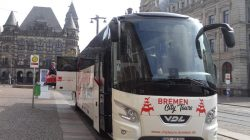 Access-for-all coach tour – seeing Bremen's sights in a wheelchair