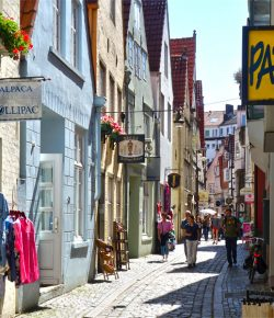 My Bremen – the Schnoor quarter: seriously cool